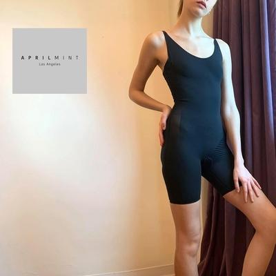 APRIL MINT Los Angeles Molly Power Shapewear 裸感超薄無痕雲朵連身塑身衣