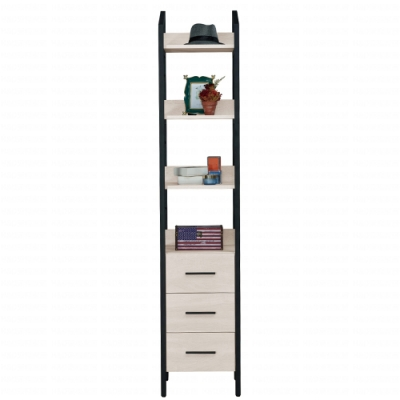 H&D 伊凡卡1.3尺三抽架櫃