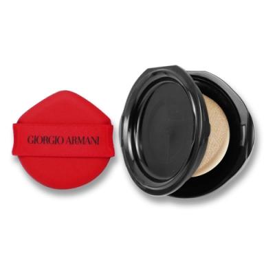 (NG品)GIORGIO ARMANI(GA) 訂製絲光精華氣墊粉餅蕊#2 15g 無盒版
