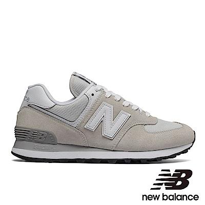New Balance 574復刻鞋 女 米白 WL574EW