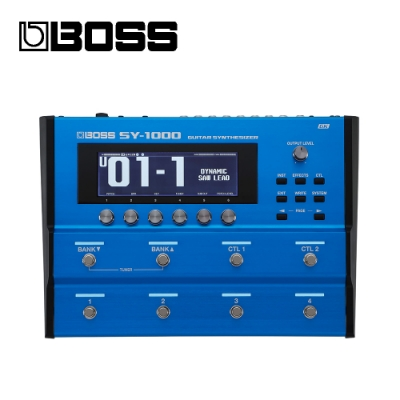 BOSS SY-1000 吉他合成器
