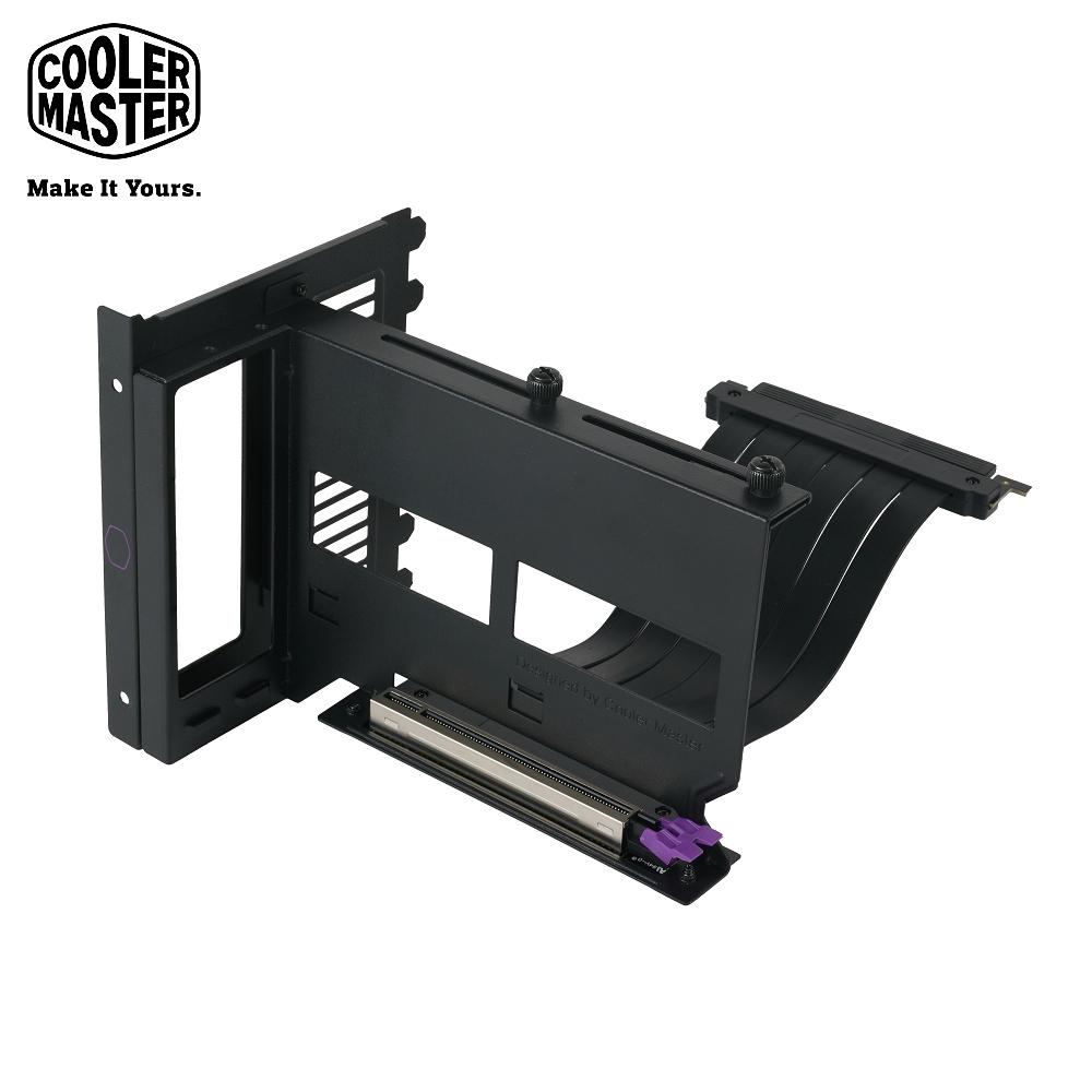 Cooler Master VGA顯卡垂直轉向支架組 V2 (含排線)