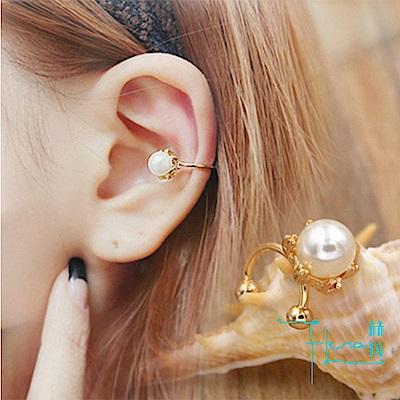 Hera 赫拉 明星同款女式無耳洞耳夾(單只)