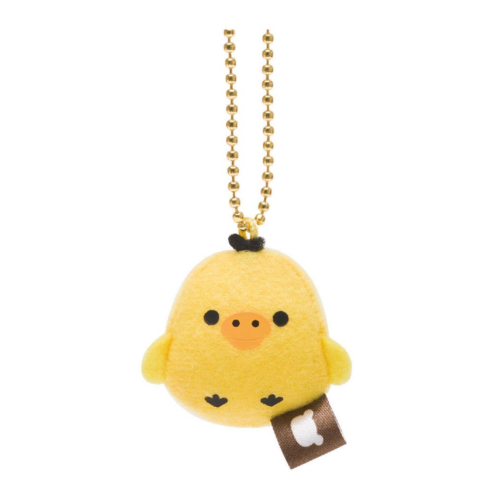 拉拉熊歡樂時光系列珠鏈掛飾。小雞  San-X