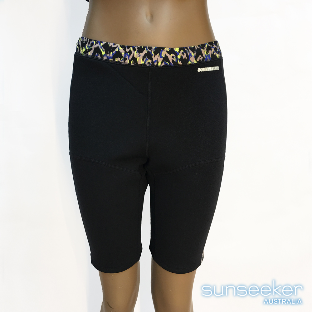 澳洲Sunseeker泳裝女士專業衝浪潛水防寒衣-及膝短褲