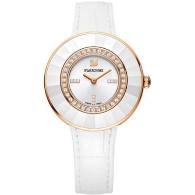 Swarovski 施華洛世奇 Octea Dressy 優雅時裝時尚腕錶 5182265 白