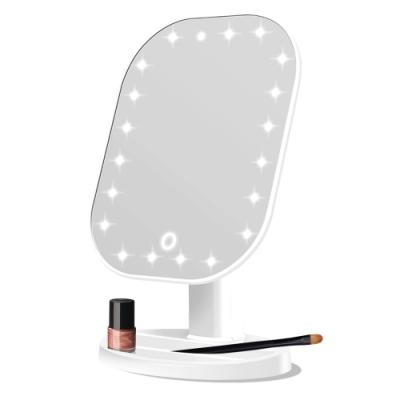 COMET LED觸控調光180度桌式化妝鏡(TD-002)