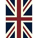 范登伯格 - 奧斯頓 進口地毯 - 英國國旗 (160 x 230cm)