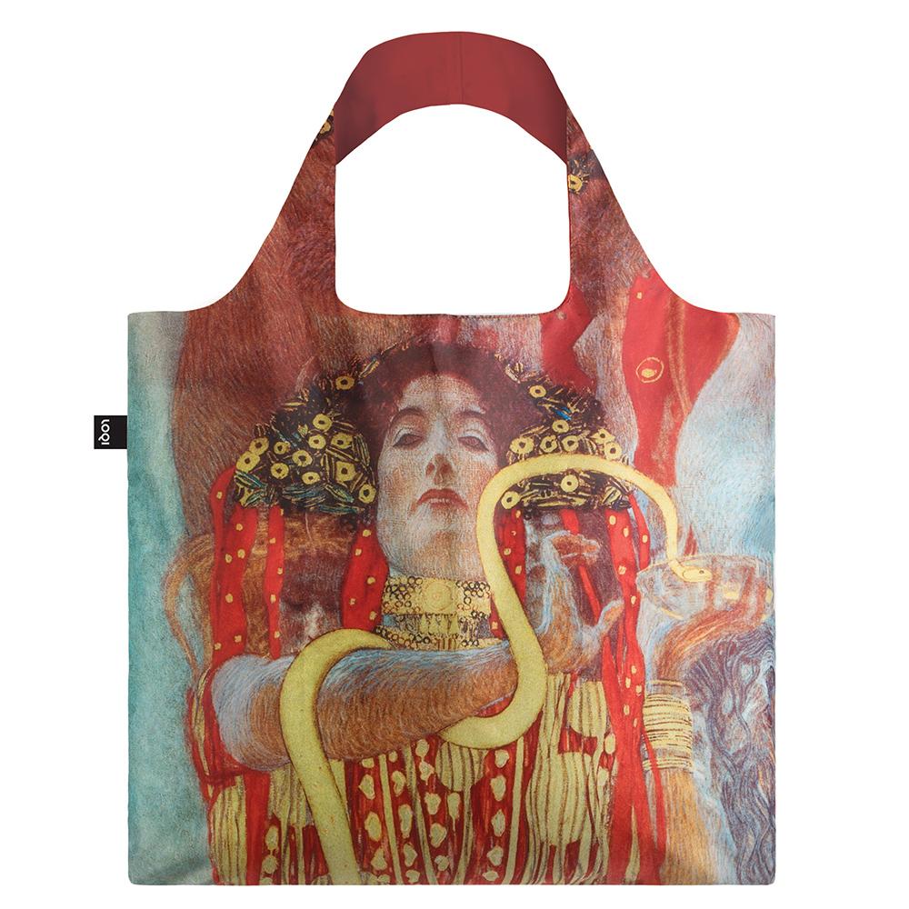 LOQI 購物袋-博物館系列 (克林姆 - 海吉兒 GKHY)