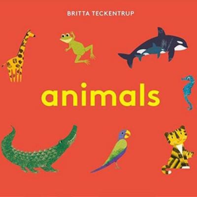 Animals 動物找找硬頁書