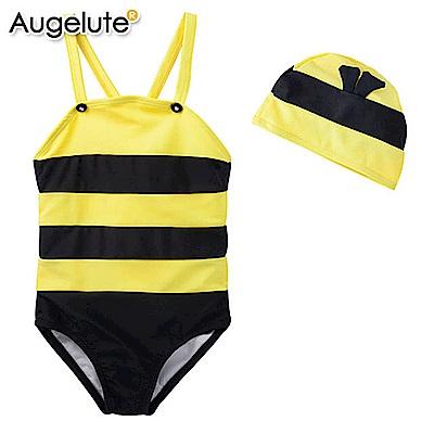 baby童衣 兒童泳衣 小蜜蜂泳裝 30823