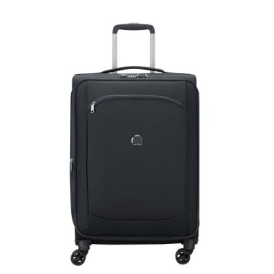 【DELSEY】MONTMARTRE AIR 2.0-23吋旅行箱-黑色 00235281000