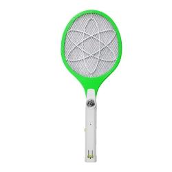 【KINYO】小黑蚊剋星四層防觸電捕蚊拍電蚊拍(CM-2222)LED充電式