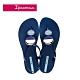 Ipanema ELLA FEM圓型幾何裝飾T字涼鞋-靛藍 product thumbnail 1