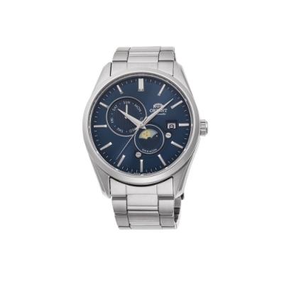 ORIENT 東方錶  日月星辰 鋼帶 機械錶(RA-AK0303L)41.5mm