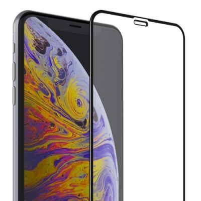 ▲DPS▲ Apple iPhone Xs Max 滿版玻璃貼-高階版-(雙11特惠檔)