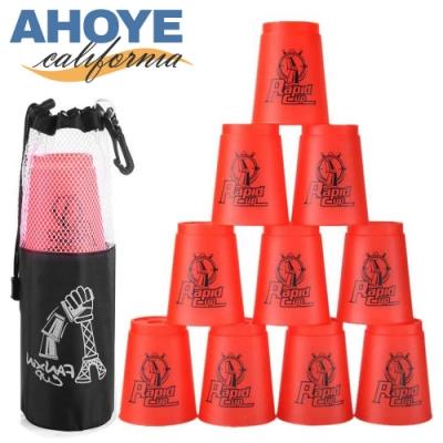 AHOYE 標準競賽版疊疊杯 12杯 速疊杯