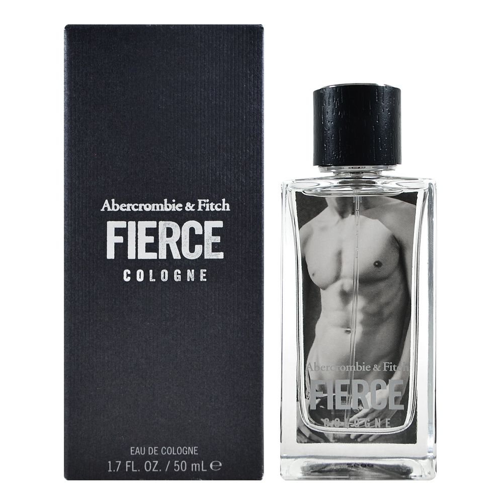 Abercrombie & Fitch A&F Fierce AF男性古龍水 50ml