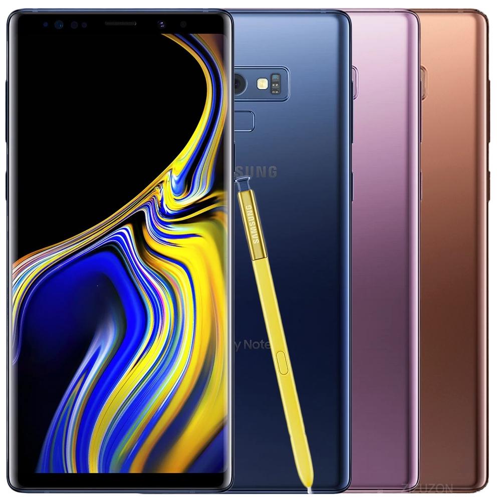 【拆封逾期品】Samsung Galaxy Note 9 (6G/128G)