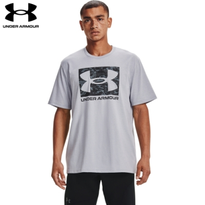 【UNDER ARMOUR】男 Training Graphics短T-Shirt(2款任選)