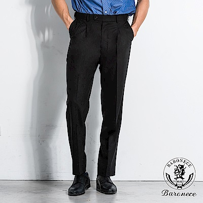BARONECE 英式風範簡約西褲(518112-11)