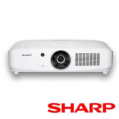 SHARP WXGA 6000流明 雷射投影機 PG-CA60W