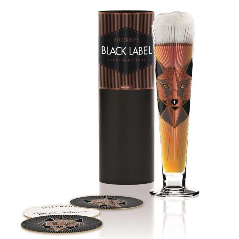 德國 RITZENHOFF BLACK LABEL 黑標經典啤酒杯 - 共12款
