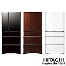 HITACHI 日立家電  676L日本原裝變頻六門冰箱 RG680GJ