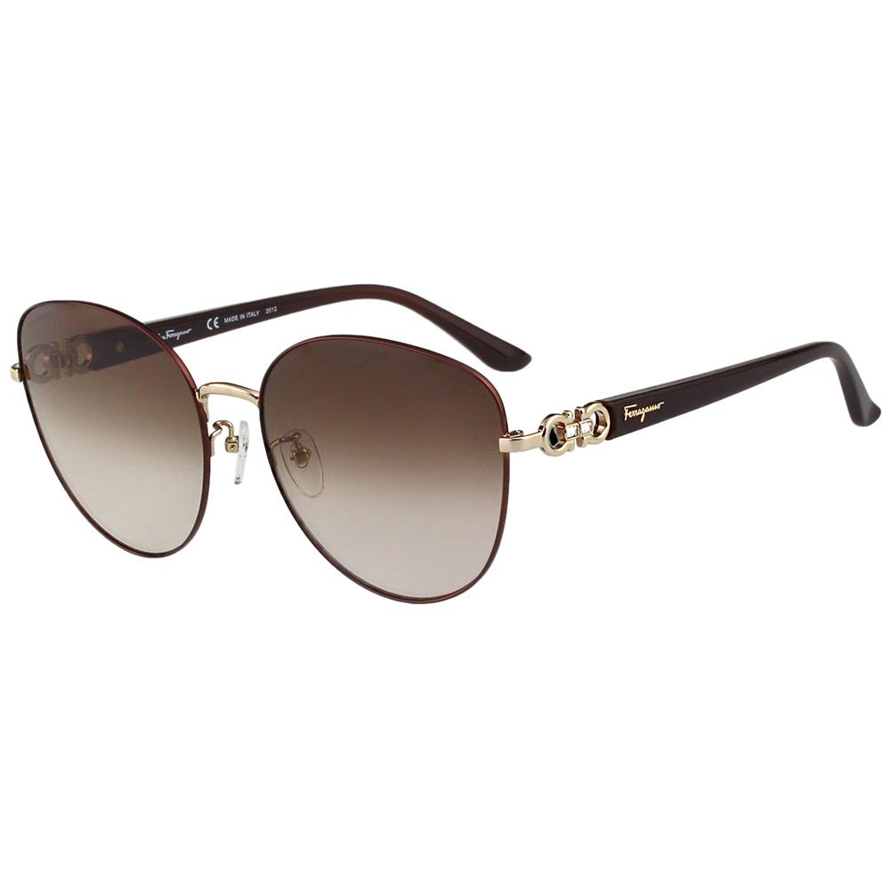 Salvatore Ferragamo 太陽眼鏡(古銅色)SF259SRK