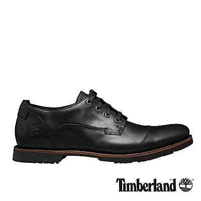 Timberland-男款黑色粒面Kendrick