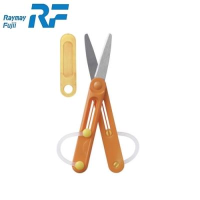 日本Raymay藤井 左手用筆型剪刀SHH505D兒童左手剪刀