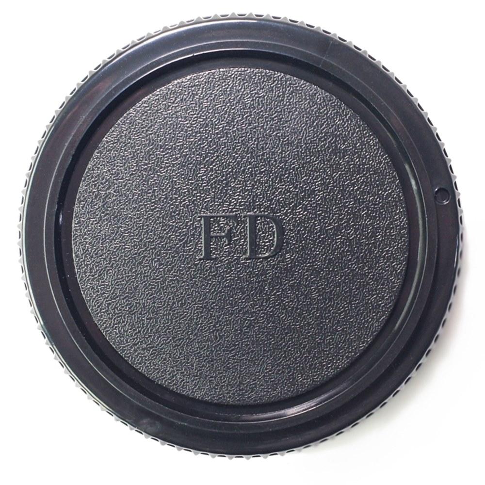 Canon副廠機身蓋(相容佳能原廠FD機身蓋;FD字樣)相機保護蓋相機蓋適佳能A系列F系列body cap