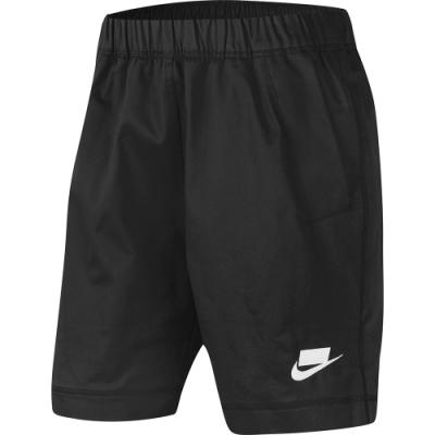 NIKE 短褲 休閒 慢跑 健身 運動 女款 黑 CZ1428010 AS W NSW NSW SHORT WVN