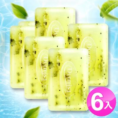 Dermisa綠茶清爽粉刺淨膚皂6入組(85gx6)★市價4200(1014好康)