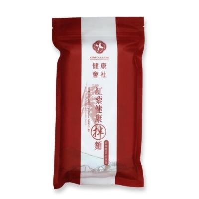 【健康會社】紅藜健康拌麵_山藥酵素苦茶油6包組(4入/包)