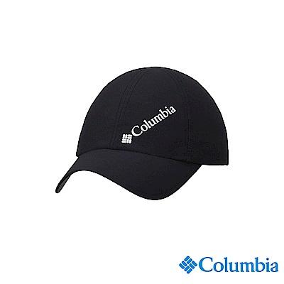 Columbia 哥倫比亞中性-UPF50防潑快排棒球帽-黑色UCU01290BK