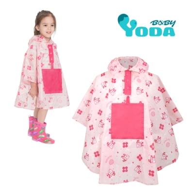 YoDa 救援小英雄波力兒童雨衣-AMBER安寶 -S號