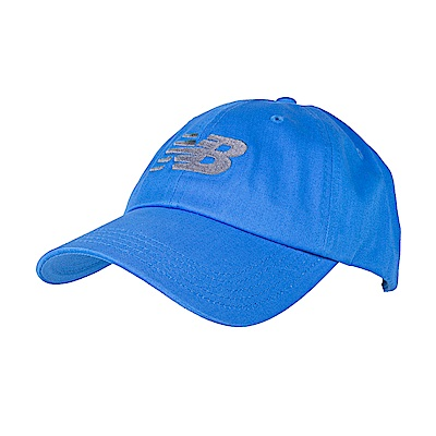 New Balance 復古棒球帽 LAH91017LCT_中性藍色