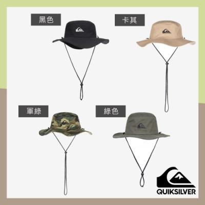 【戶外必備】QUIKSILVER Bushmaster 休閒/登山帽