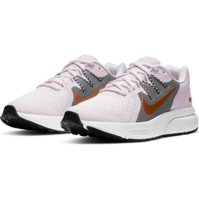 NIKE 慢跑鞋  運動鞋 緩震 健身 女鞋  粉 CQ9267501 WMNS ZOOM SPAN 3