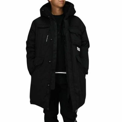 NBA Style WOVEN DOWN 軍風大衣 羽絨外套