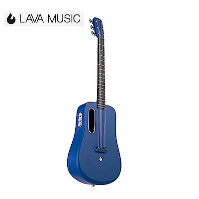 LAVA ME 2 L2 Freeboost 電民謠吉他 天際藍色款