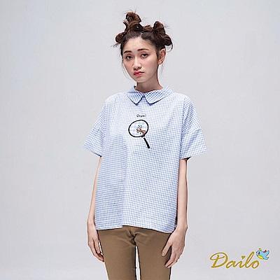 【DAILO】搜尋螞蟻造型-上衣(共四色)