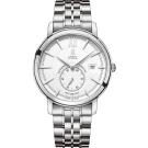 ERNEST BOREL 瑞士依波路錶 皇室系列 小秒針不鏽鋼-白色40.5mm