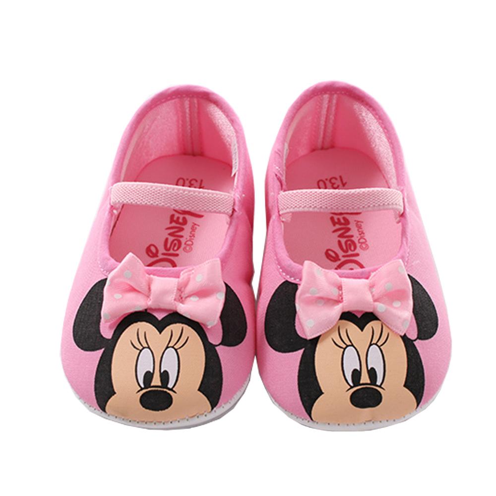 迪士尼米妮止滑娃娃鞋 sk0537 魔法Baby