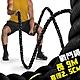 運動9公尺戰鬥繩(直徑2.5CM)(長9M戰繩大甩繩力量繩/戰鬥有氧繩健身粗繩/拔河繩子UFC體能訓練繩/MMA格鬥繩/Battling Ropes攀爬繩) product thumbnail 1