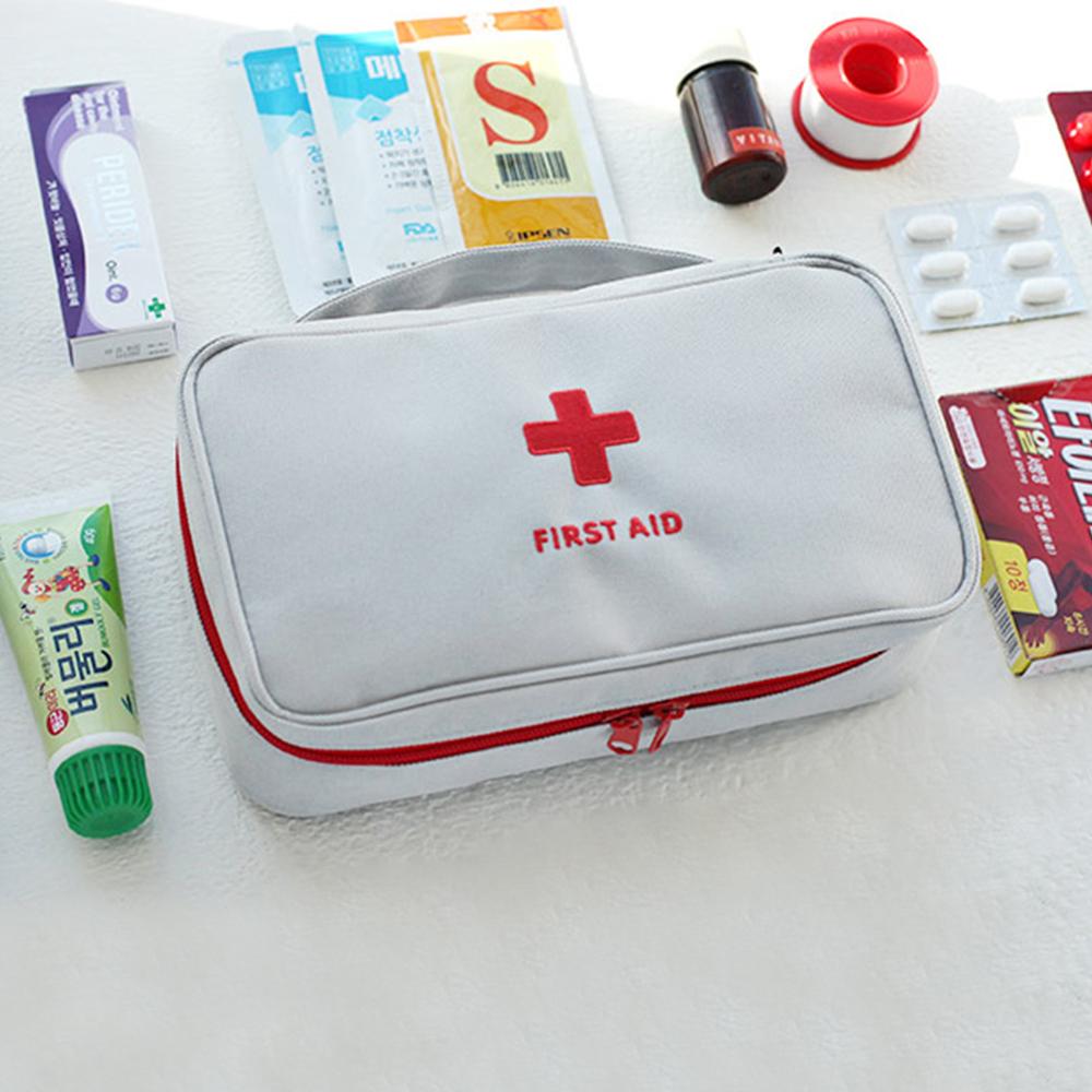 JIDA 大容量多用途手提醫藥急救收納包(2色) product image 1