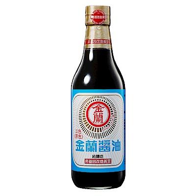 金蘭淡色醬油590ml