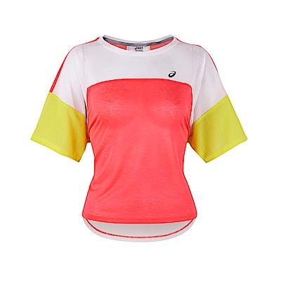 ASICS 女短袖上衣 2012A301-700