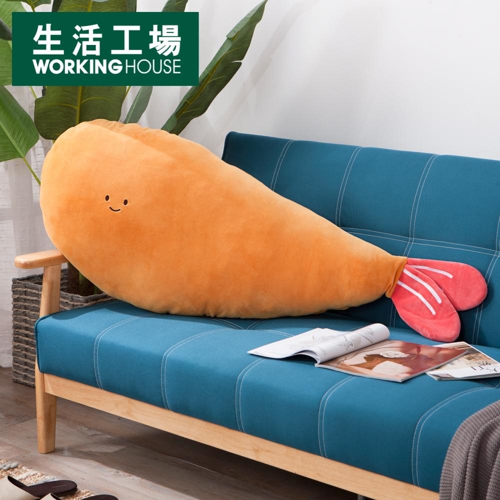 【生活工場】QQ海底撈-炸蝦玩偶